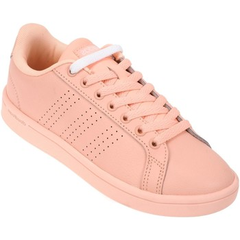 adidas Originals Advantage l  rosmochrom Rose - Chaussures Baskets basses Femme
