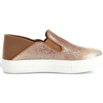 Chaussures Femme Ballerines / babies Fornarina PE17YM1002 Ballerines et Mocassins Femme Champagne Champagne