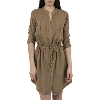 Vêtements Femme Robes Please robe  a908h916 beige beige