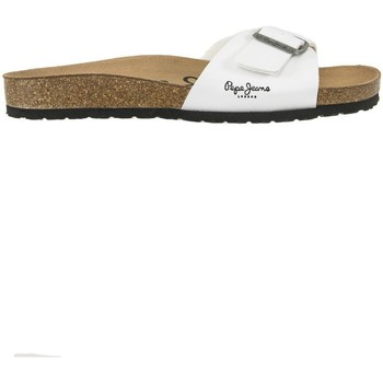 Chaussures Homme Tongs Pepe jeans tongs  bio blanc blanc