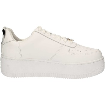 Chaussures Femme Baskets basses Windsor Smith RACERR Sneakers Femme Blanc Blanc