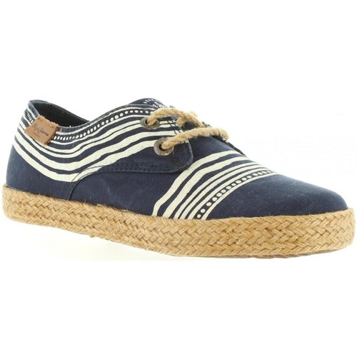 Chaussures Enfant Espadrilles Pepe jeans PBS10069 BAHATI Azul