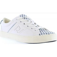 Chaussures Femme Baskets mode Pepe jeans PLS30309 CLINTON Blanco
