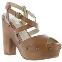 Chaussures Femme Sandales et Nu-pieds Pepe jeans PLS90140 JOPLIN Marr?n