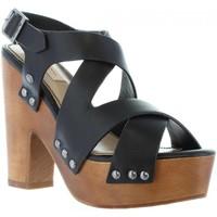 Chaussures Femme Sandales et Nu-pieds Pepe jeans PLS90152 JOPLIN Negro