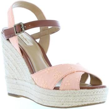 Chaussures Femme Espadrilles Pepe jeans PLS90177 WALKER Beige