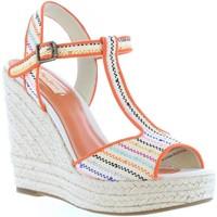 Chaussures Femme Sandales et Nu-pieds Pepe jeans PLS90178 WALKER Marr?n