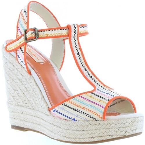 Chaussures Femme Espadrilles Pepe jeans PLS90178 WALKER Marrón