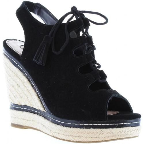 Chaussures Femme Espadrilles Pepe jeans PLS90180 WALKER Negro