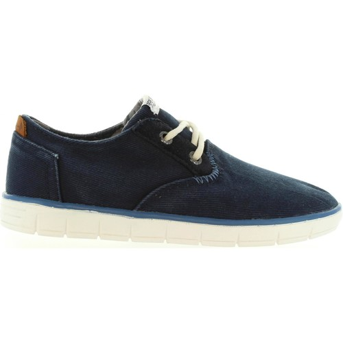 Chaussures Enfant Ville basse Pepe jeans PBS30166 RACE Azul