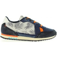 Chaussures Enfant Baskets mode Pepe jeans PBS30177 SYDNEY Azul