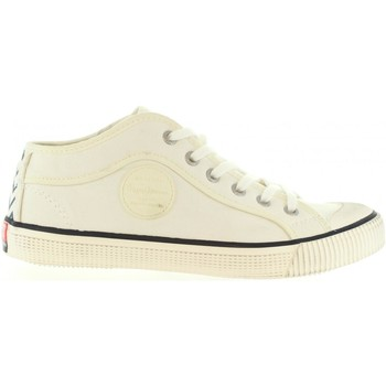 Chaussures Enfant Baskets mode Pepe jeans PBS30190 INDUSTRY Blanco