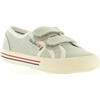 Chaussures Enfant Baskets mode Pepe jeans PBS30197 BAKER Azul