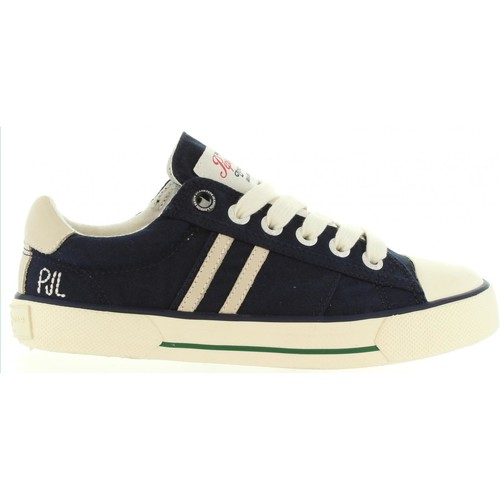 Chaussures Enfant Baskets mode Pepe jeans PBS30208 SERTHI Azul