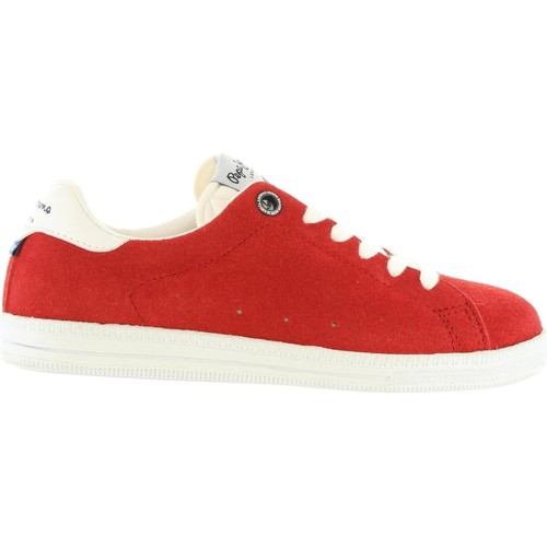 Chaussures Enfant Baskets mode Pepe jeans PBS30209 MURRAY Rojo