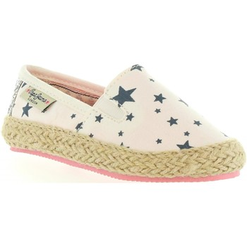 Chaussures Enfant Derbies & Richelieu Pepe jeans PGS10103 GAME Blanco