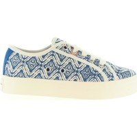 Chaussures Enfant Baskets mode Pepe jeans PGS30172 HANNAH Azul