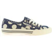 Chaussures Enfant Baskets mode Pepe jeans PGS30178 BAKER Azul