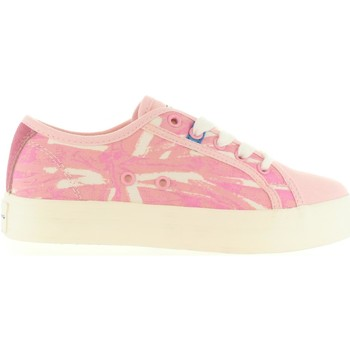 Chaussures Fille Baskets mode Pepe jeans PGS30197 HANNAH Rosa