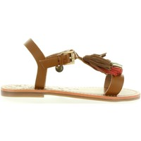Chaussures Fille Sandales et Nu-pieds Pepe jeans PGS90058 MAYA Marrón