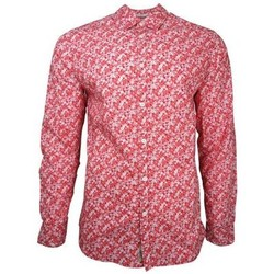 Vêtements Homme Chemises manches courtes Pepe jeans Chemise homme Afewerki rose