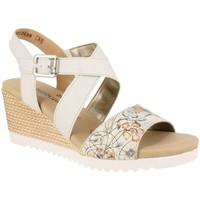 Chaussures Femme Sandales et Nu-pieds Remonte Dorndorf d3452 beige