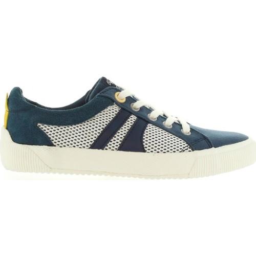 Chaussures Enfant Baskets mode Pepe jeans PBS30171 GARETH Azul