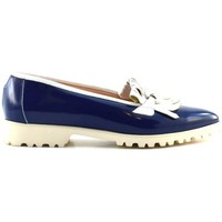 Chaussures Femme Mocassins Susy 6169 Lucca bleu