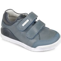 Chaussures Fille Baskets mode Garvalin Baskets Bleu 162170B bleu