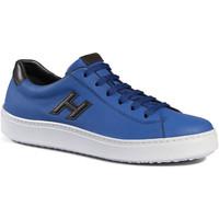 Chaussures Homme Baskets basses Hogan HXM3020W550ETV809A blu