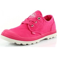 Chaussures Femme Baskets basses Palladium Pampa Oxford LP Rose