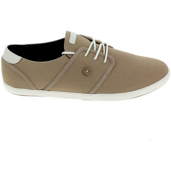 Chaussures Homme Baskets mode Faguo Cypress Beige Beige