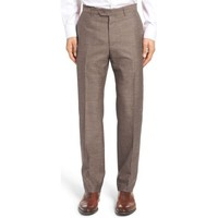 Vêtements Homme Pantalons de costume Kebello Pantalon Lin marron