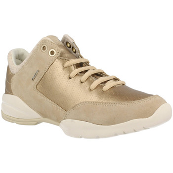 Chaussures Femme Baskets basses Geox  Beige