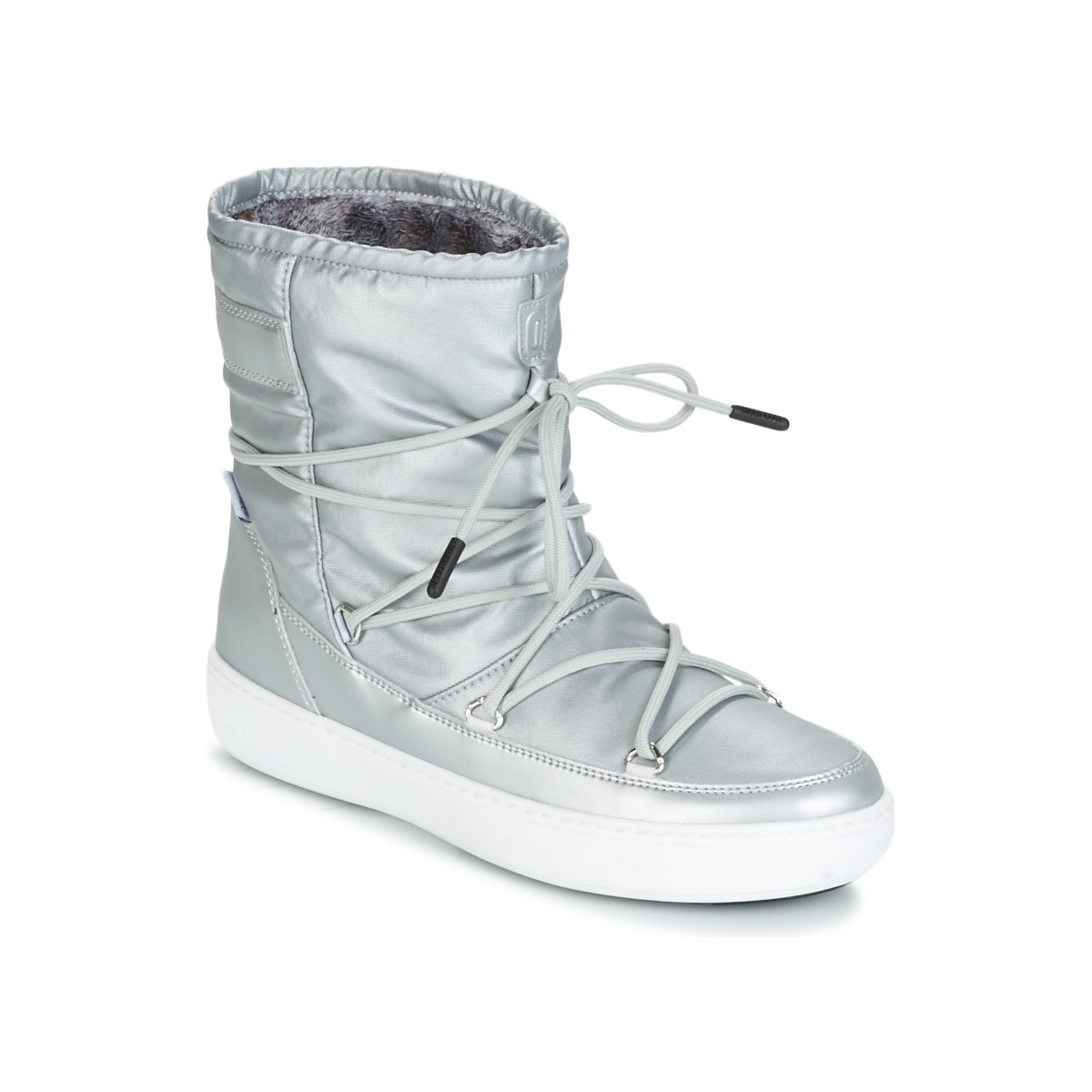 Marques Chaussure femme Moon Boot femme Moon Boot Pulse Z.Glitter Oro
