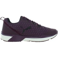 Chaussures Femme Baskets mode Puma Baskets Ignite XT Graphic violettes violet