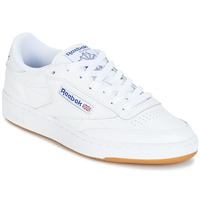 Chaussures Baskets basses Reebok Classic CLUB C 85 C Blanc