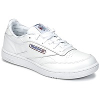 Chaussures Enfant Baskets basses Reebok Classic CLUB C Blanc