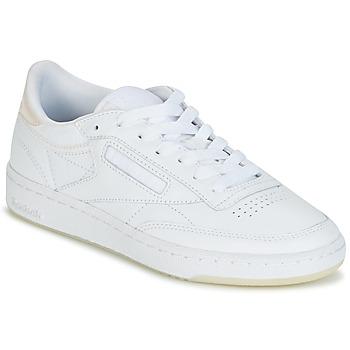 Chaussures Femme Baskets basses Reebok Classic CLUB C 85 L THR Blanc