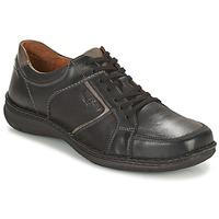 Chaussures Homme Derbies Josef Seibel ANVERS 49 Noir