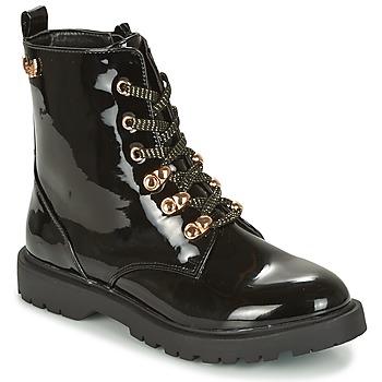 Chaussures Femme Boots Kaporal SANGOAN Noir