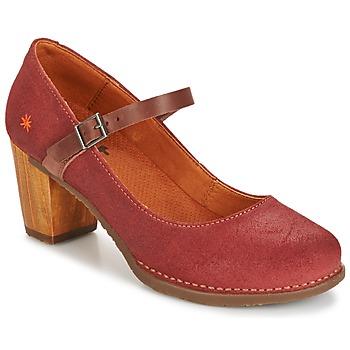 Chaussures Femme Escarpins Art SALZBURG Rouge