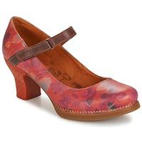 Chaussures Femme Escarpins Art HARLEM Rouge