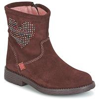 Chaussures Fille Boots Agatha Ruiz de la Prada VAGABUNDA AGATHA Bordeaux