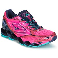 Chaussures Femme Running / trail Mizuno WAVE PROPHECY 6 (W) Rose