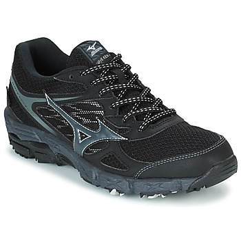 Chaussures Femme Running / trail Mizuno WAVE KIEN 4 G-TX (W) Noir