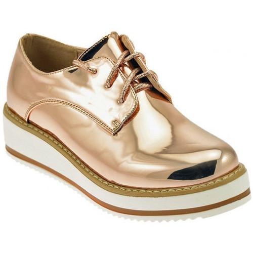 Chaussures Femme Baskets montantes Koloski FLYFOR FOR  Talon compensé