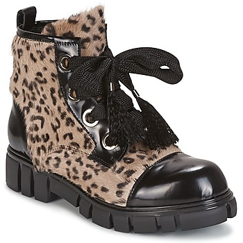 Now Femme Boots  Arrabiata