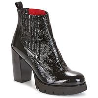 Chaussures Femme Bottines Now NAPLAK Noir