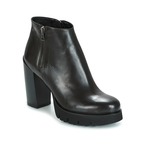Chaussures Femme Low boots Now TUTTO Noir